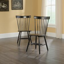 Zoie Spindle Back Side Chair (Set of 2) by August Grove