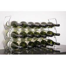 Stack 18 Bottle Tabletop Wine Rack