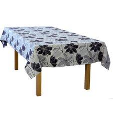 Jessica Floral Rectangular Tablecloth