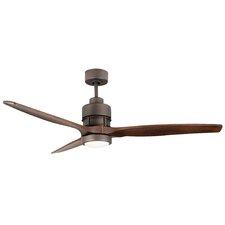 """52"""" Spillman 3-Blade Ceiling Fan Kit"""