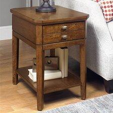 Weybossett Rectangular End Table by Alcott Hill