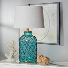 "Belvidere Nautical Net 30"""" Table Lamp"