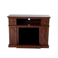 """Kenneth 46"""" TV Stand with Electric Fireplace"""