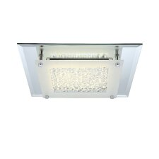 Carmine 1 Light Flush Ceiling Light
