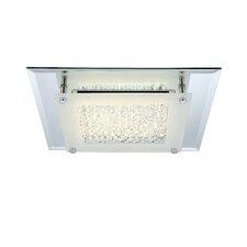Carmine 1 Light Flush Ceiling Light