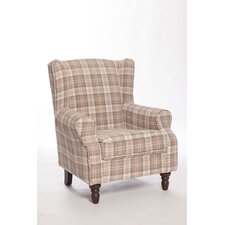 Berthoud Wingback Chair