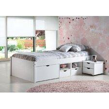 Martin European Single Bed with Storage