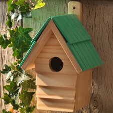 Royal Horticultural Society FSC Mounted Bird House