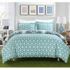Ibiza Reversible Duvet Cover Set