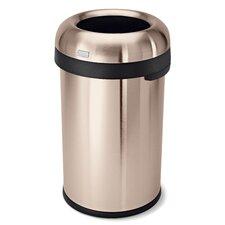 Bullet Open 21.13 Gallon Trash Can