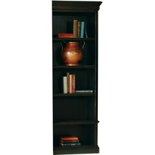 Louis Phillipe Executive Right Pier 79 Standard Bookcase by Hekman