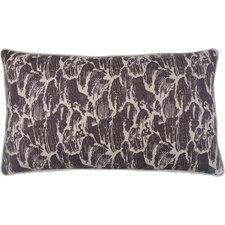 Stormy Waves Polyester Lumbar Pillow