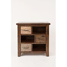 Rotterdam 3 Drawer Accent Chest by Loon Peak