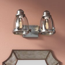 Belmont 2-Light Vanity Light