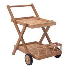 Kazafana Bar Serving Cart