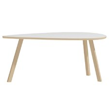 Bulgary 3 Legs Triangle Coffee Table by George Oliver