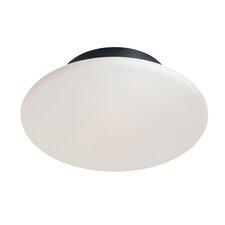 Saturn 2-Light Semi Flush Mount