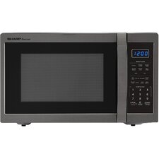 "Carousel 20.4"" 1.4 cu.ft. Countertop Microwave"