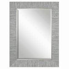 Rectangle Wood Mirror