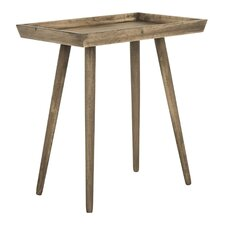 Creasman Tray End Table by Varick Gallery
