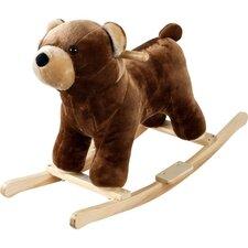 Plush Rocking Barry Bear by Happy Trails