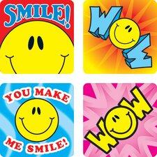 Smile Fun Sticker (Set of 3)