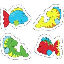 Fish Sticker (Set of 3)