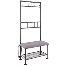 Walsh Metal Hallway Bench by Williston Forge