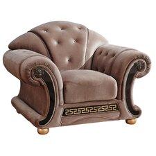 Berrylawn Microfiber Armchair by Astoria Grand