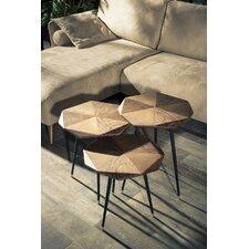 Kelvin 3 Piece Nesting Tables by Corrigan Studio