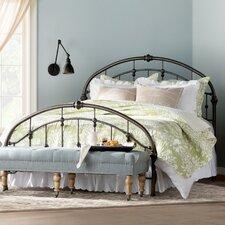 Emmalina Panel Bed