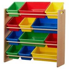 Aubrey Sort and Store Toy Organizer