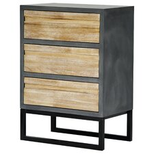 Geneva 3 Drawer Chest by Williston Forge