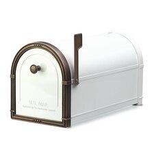 Coronado Post Mounted Mailbox