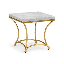 Ellesmere Bamboo End Table by Everly Quinn