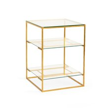 Delahunt 3 Tier End Table by Everly Quinn