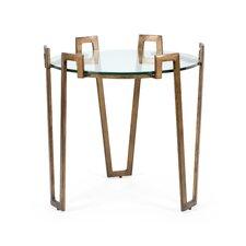 Corbett End Table by Everly Quinn