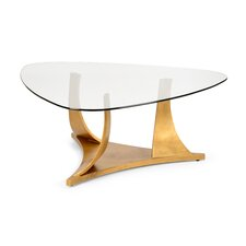 Hendon Swirl Coffee Table by Everly Quinn
