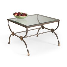 Whitehorn Martin Square Coffee Table by Astoria Grand