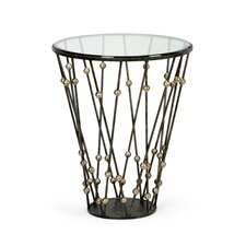 Harte Wire & Ball End Table by Brayden Studio