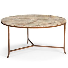 Harrill Round Harvey Coffee Table by Brayden Studio