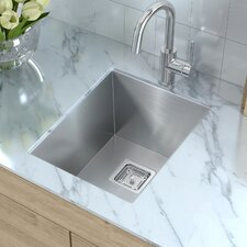 "Pax™ 14.5"" x 18.5"" Undermount Kitchen Sink"