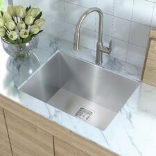 "Pax™ 24"" x 18.5"" Undermount Kitchen Sink"