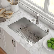 "Pax™ 28.5"" x 18.5 Undermount Kitchen Sink"