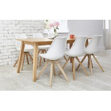 Barton Dining Set with 6 Chairs