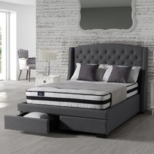Sovereign Upholstered Storage Bed