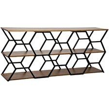 Tariq Metal Console Table