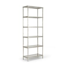 Cliffland 82 Etagere Bookcase by Rosecliff Heights