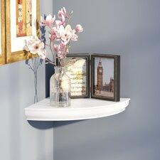 Floating Corner Shelf