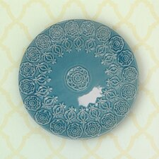 Glossy Decorative Plate